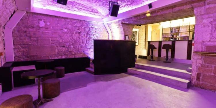 Le Jammin Club, Salle de location Paris Châtelet #1
