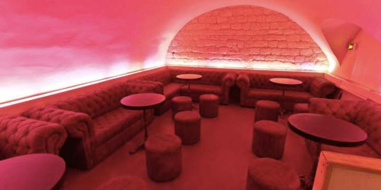 Le Jammin Club, Salle de location Paris Châtelet #2