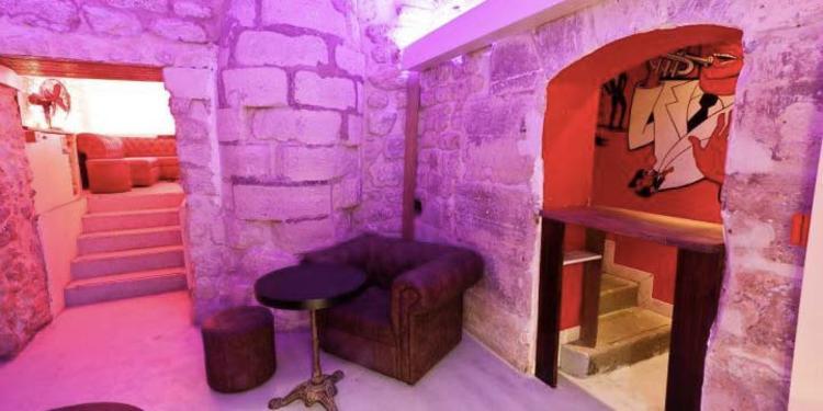 Le Jammin Club, Salle de location Paris Châtelet #3