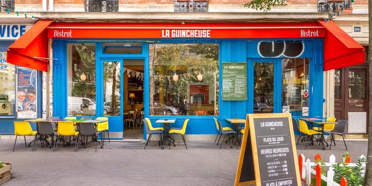 La guincheuse, Bar Paris Stalingrad #0
