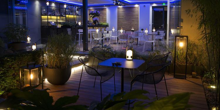 La Terrasse du Clos Belle Juliette, Salle de location Paris Montparnasse #0