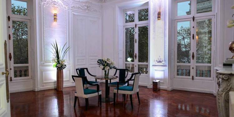 Le Pavillon Presbourg, Salle de location Paris  #0