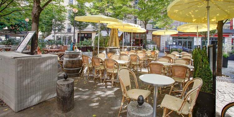 Le Pariggi, Bar Paris Les Halles #0