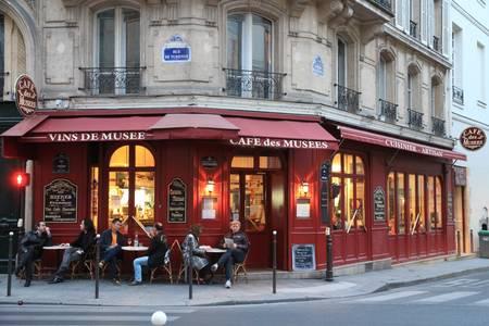 Le Café des Musées, Restaurant Paris Le Marais #0