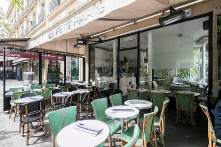 Le Petit Paris, Bar Paris Les Halles #0