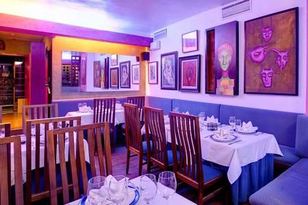 Entre Suspiro y Suspiro, Restaurante Madrid Centro #0