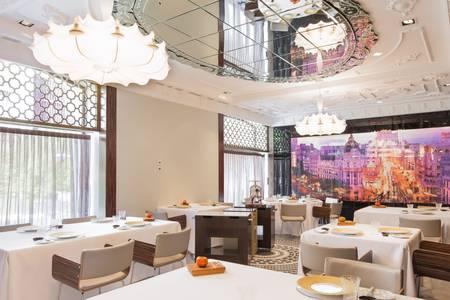 Ramón Freixa, Restaurante Madrid Barrio Salamanca #0