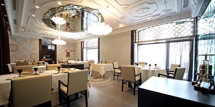 Ramón Freixa, Restaurante Madrid Barrio Salamanca #1