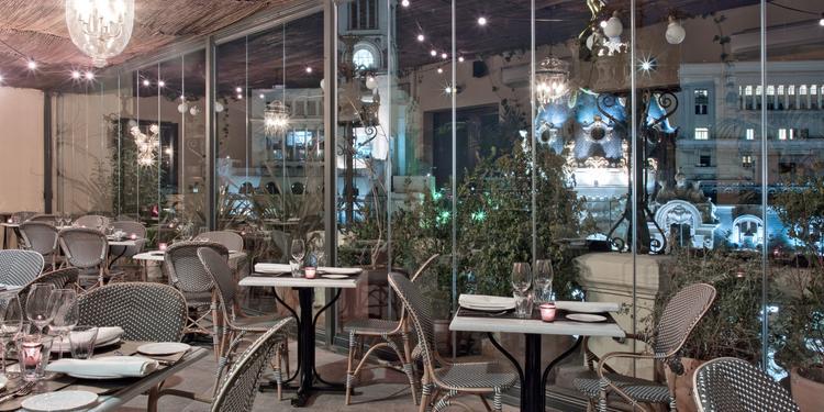 Ático, Restaurante Madrid Centro #0