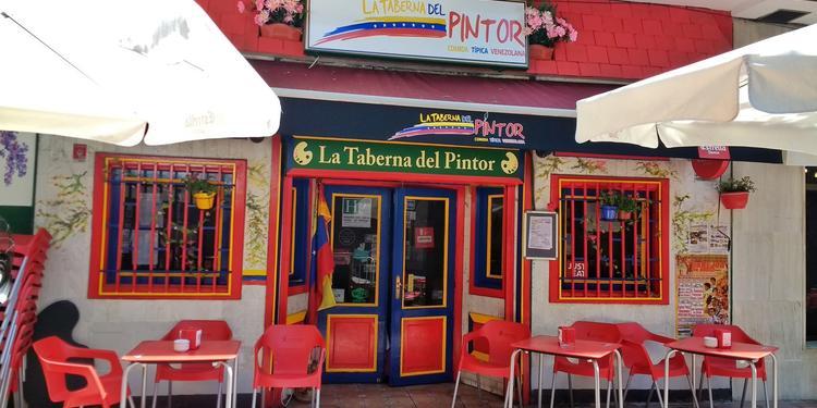 La Taberna del Pintor, Restaurante Madrid Ventas #0