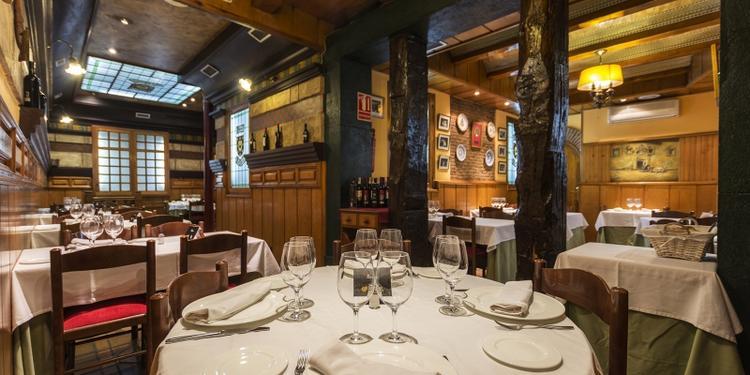 Horno de Juan Goya, Bar Madrid Barrio Salamanca #0