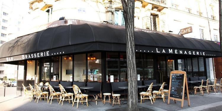 La ménagerie (Bar), Restaurant Paris Salpêtrière #0