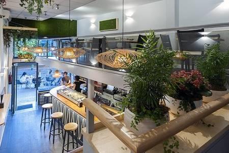 Aránzazu, Bar Madrid Castellana #0
