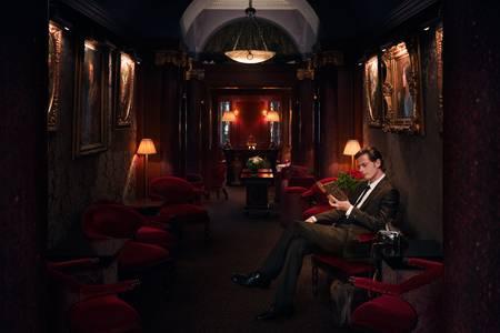 La Maison Athénée - Le Petit Salon, Salle de location Paris Opéra #0