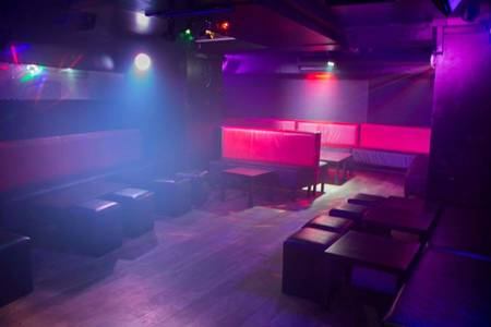 Magnum Club, Bar Paris Parmentier  #0