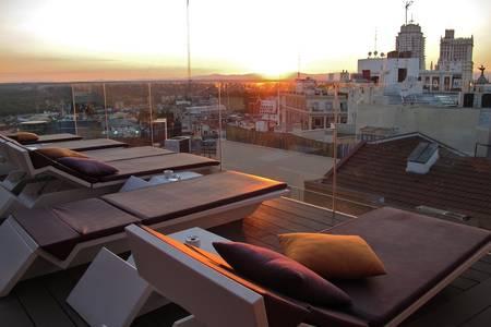 Hotel Hesperia Madrid, Sala de alquiler Madrid Centro #0