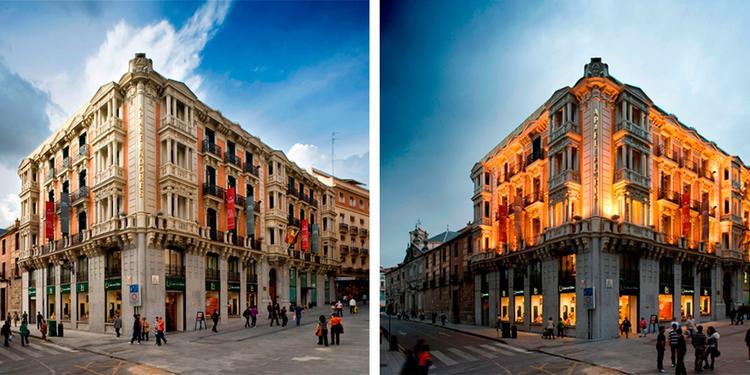 Colegio Oficial de Aparejadores y Arquitectos Técnicos de Madrid, Sala de alquiler Madrid Centro #0