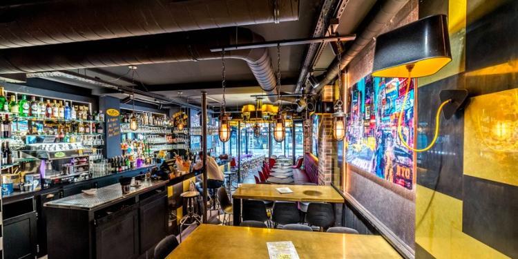 L'Upper Café Les Halles, Bar Paris Les Halles #0