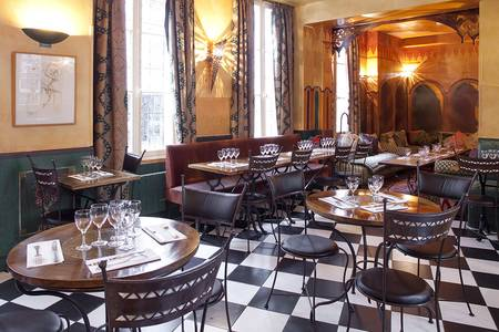Le Mansouria, Restaurant Paris Sainte Marguerite #0
