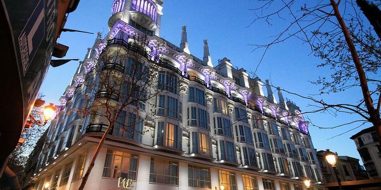Hotel Meliá Reina Victoria, Sala de alquiler Madrid Centro #0