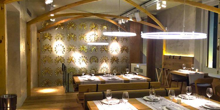La Bien Aparecida, Restaurante Madrid Barrio Salamanca #0