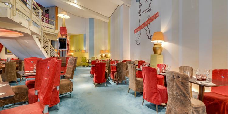 Le Restaurant du Rond Point, Restaurant Paris Champs-Elysées #6