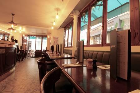 Le Papillon, Restaurant Paris Quartier Latin #0