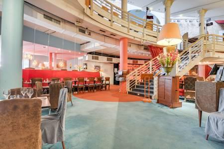 Le Restaurant du Rond Point : la Mezzanine, Salle de location Paris Champs-Elysées #0