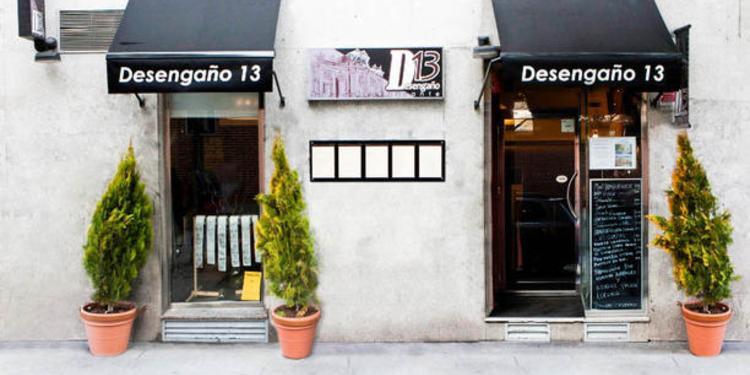Desengaño 13, Bar Madrid Malasaña #0