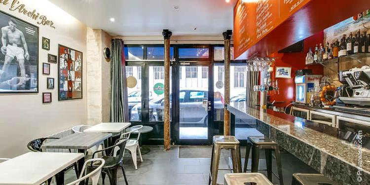 L'Archi Bar, Bar Paris Port-Royal #1
