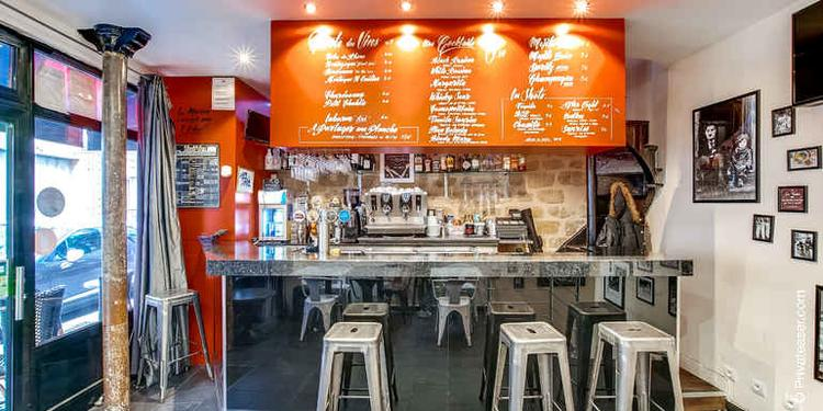 L'Archi Bar, Bar Paris Port-Royal #5