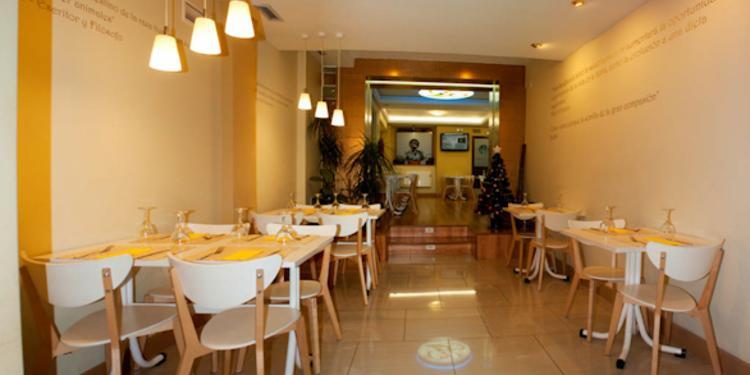 Loving Hut, Restaurante Madrid Centro #3