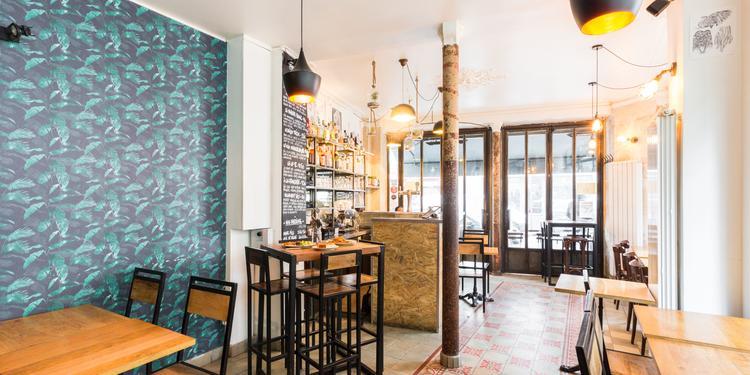 Nodana, Bar Paris Charonne  #0