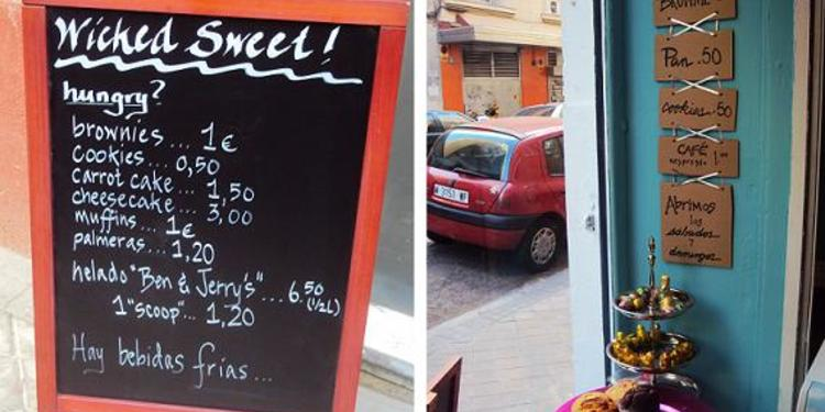 Wicked Sweet, Restaurante Madrid Argüelles #0