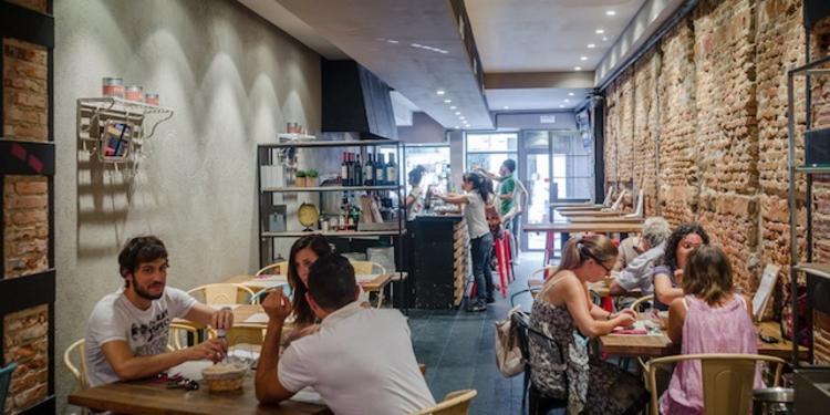 El Mandil, Sala de alquiler Madrid Malasaña #0