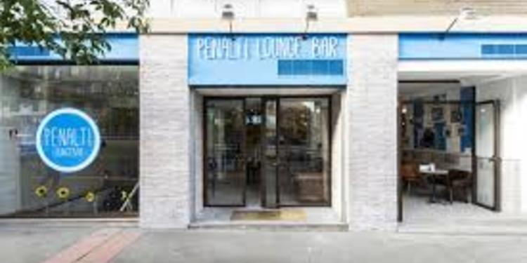 Penalti Lounge Bar, Restaurante Madrid Cuatro Caminos #0