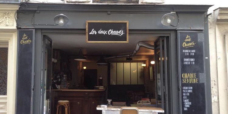 Les Deux Chauves, Bar Paris Montmartre #0