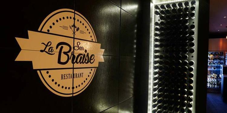 Sur La Braise, Restaurant Paris Vavin #1