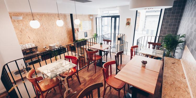 Les Carrés, Bar Paris Saint-Lazare #0