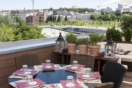 Café del Río, Restaurante Madrid Madrid Río #0