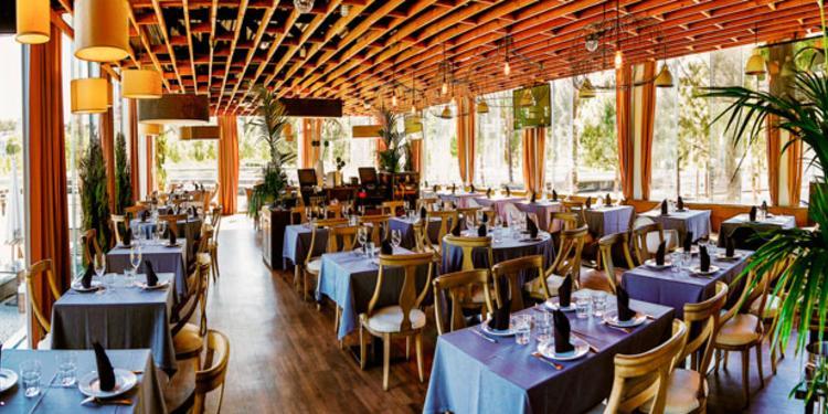 Café del Río, Restaurante Madrid Madrid Río #6