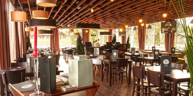Café del Río, Restaurante Madrid Madrid Río #7