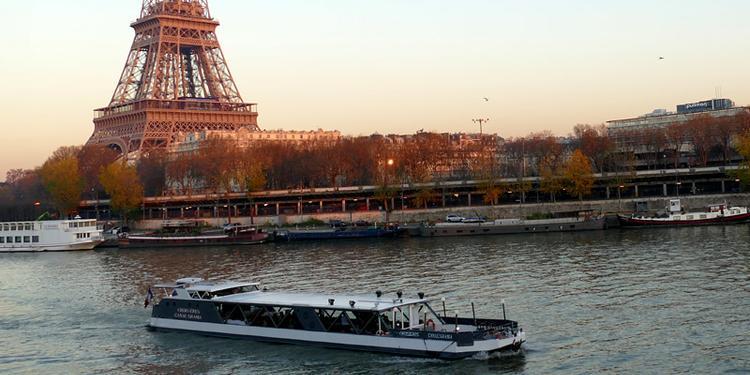 Bateau Mon Paris J09, Salle de location Paris Bercy #0