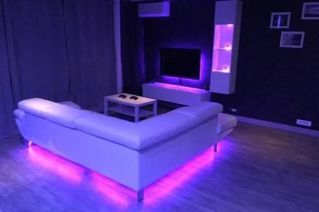 JM Bros Lounge : Salon Blanc Design, Salle de location Fontenay-sous-Bois Val-de-Marne #0