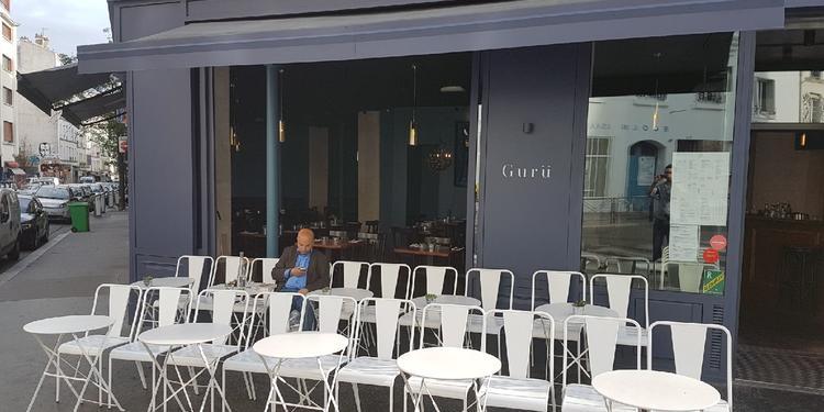Le Gurü, Bar Paris Parmentier #4