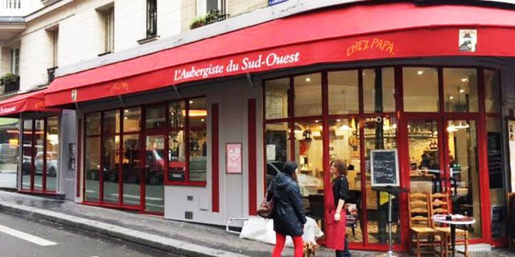 Chez Papa 20, Restaurant Paris Père Lachaise #0