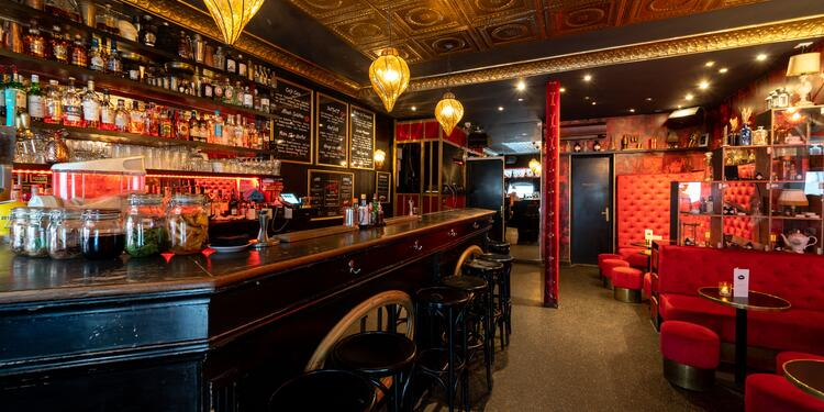 Le Lipstick, Bar Paris Pigalle #0