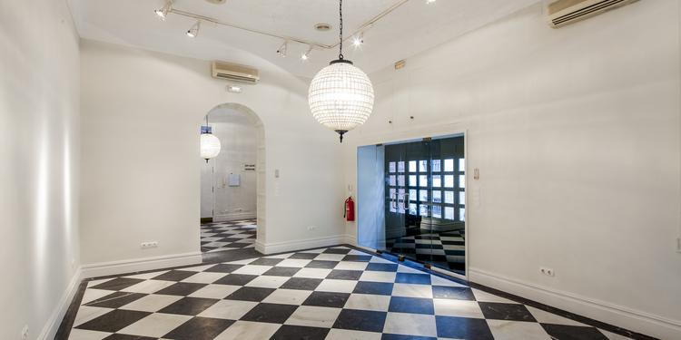 The Sibarist Pop-Up Studio, Sala de alquiler Madrid Chueca #0