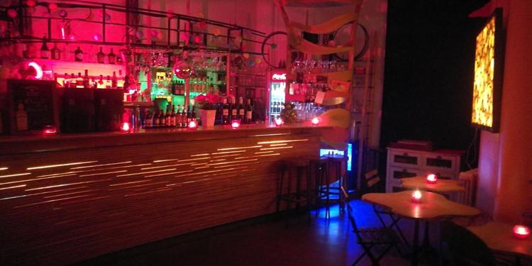 Les Platanes, Bar Lyon  #0