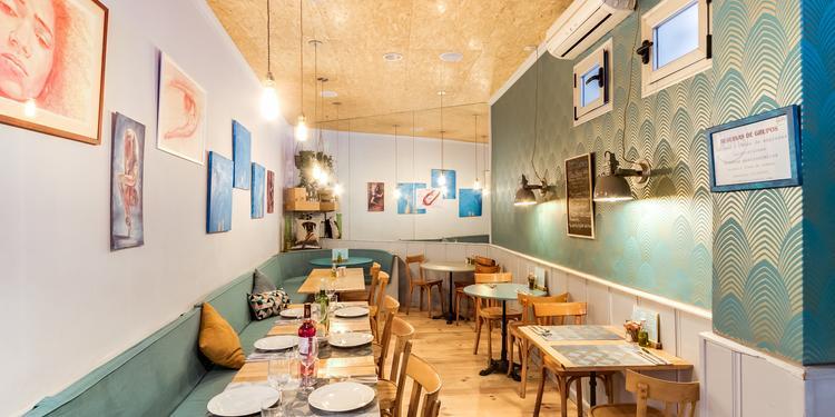 Bistro Clovis, Restaurante Madrid Almagro #0